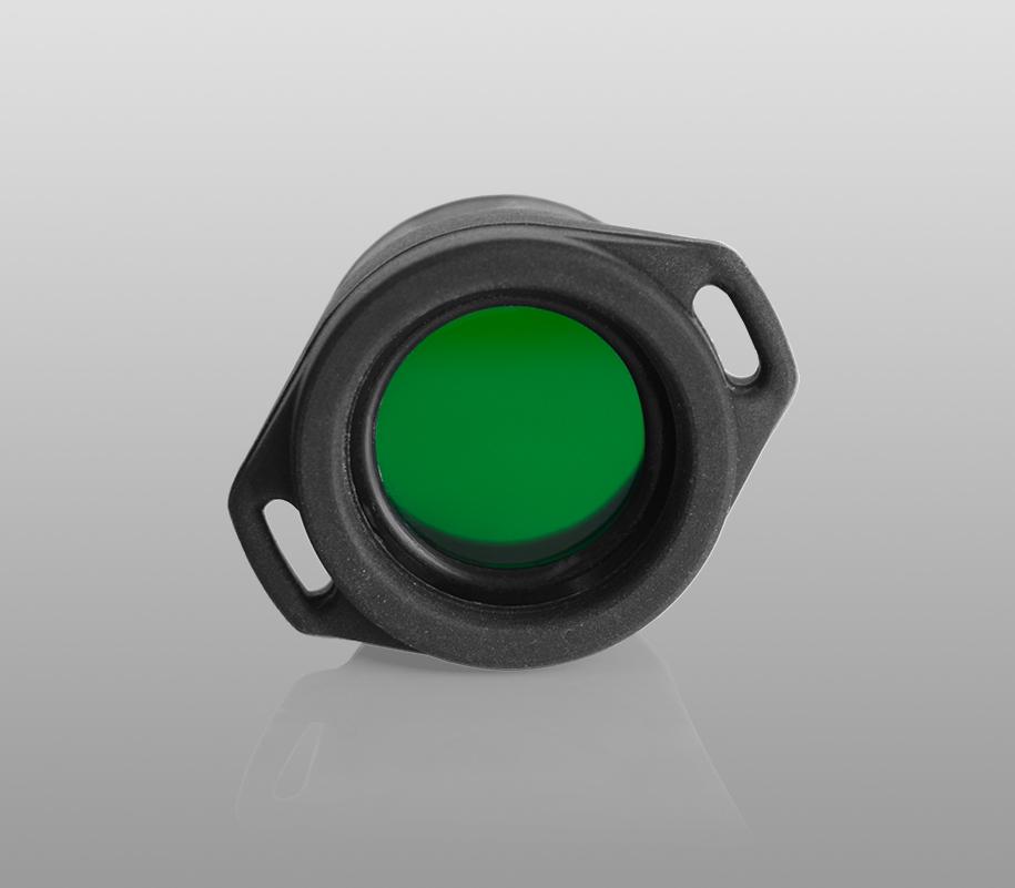 Зелёный фильтр Armytek для фонарей Prime/Partner - фото 1