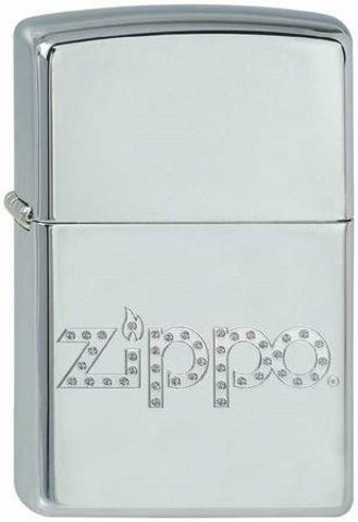 Зажигалка Zippo with Diamonds