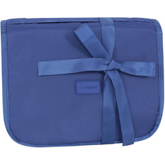 Косметичка Bagland Prestige 4 л. синий (0072315)