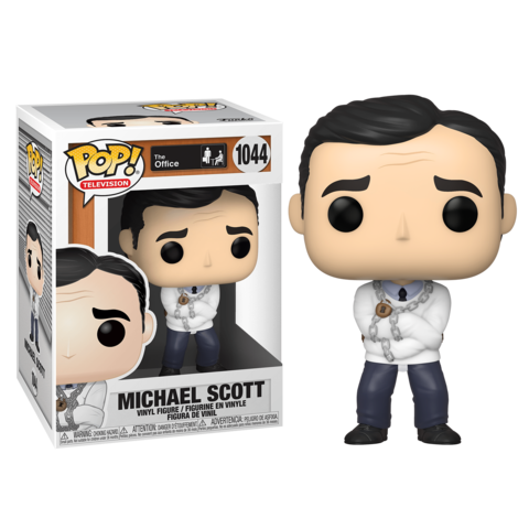 Michael Scott 1044 Office Funko Pop! || Майкл Скотт (Офис)