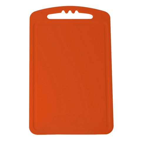 Доска разделочная пластиковая малая корица
