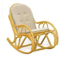 Кресло-качалка из ротанга Vinotti Идиллия Мёд