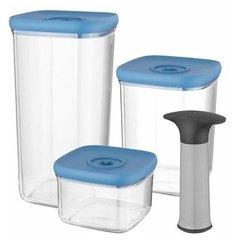 Вакуумные контейнеры для продуктов 4 пр