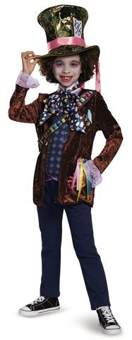 Безумный Шляпник костюм детский