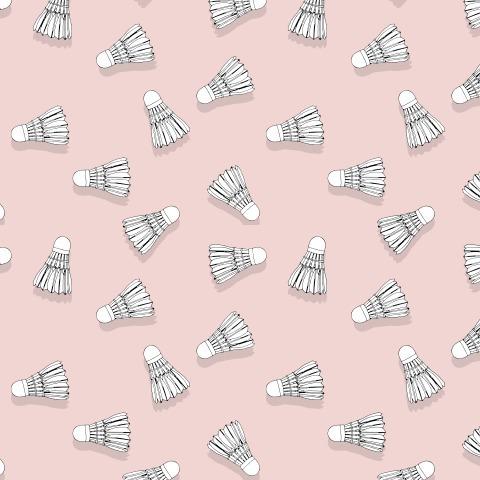 Воланчики на нежно розовом поле