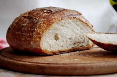Белый хлеб Батон пшеничный Пекарня Дон Батон 0,4кг