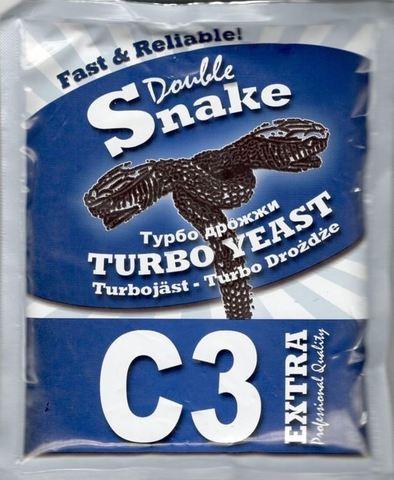 Турбо-дрожжи DoubleSnake C3