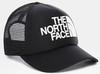 Картинка кепка The North Face Youth Logo Trucker Tnfblack/Tn - 1