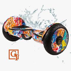 Гироскутер Smart Balance Wheel  Premium GT 10.5 дюймов (приложение+самобаланс+аквазащита)