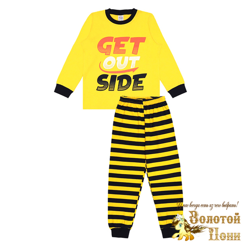 Пижама хлопок инт мальчику (7-11) 210908-BK1492M.4