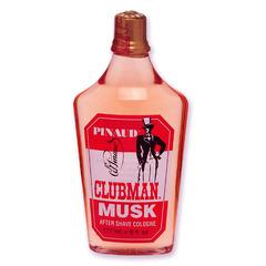 Одеколон после бритья Clubman Musk After Shave Cologne