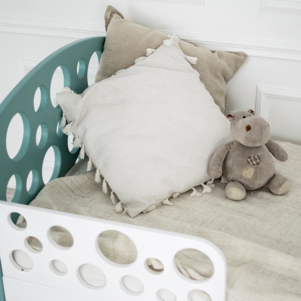 Кровать подростковая Пузыри Мята