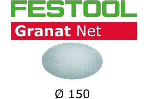Шлифовальный материал на сетчатой основе Granat Net STF D150 P80 GR NET/50