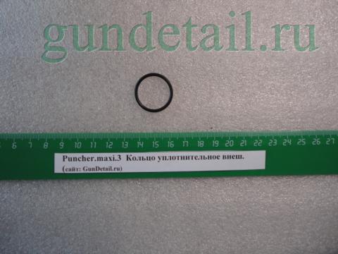 Кольцо уплотнительное внеш. Puncher.maxi3