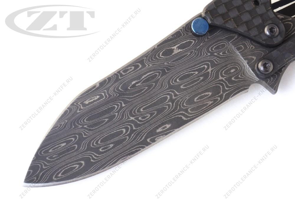 Нож Custom Beetle Hawk Grant & Gavin - фотография