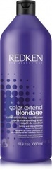 REDKEN BLONDAGE кондиционер с ультрафиолетовым пигментом для тонирования и укрепления оттенков блонд 1000 мл