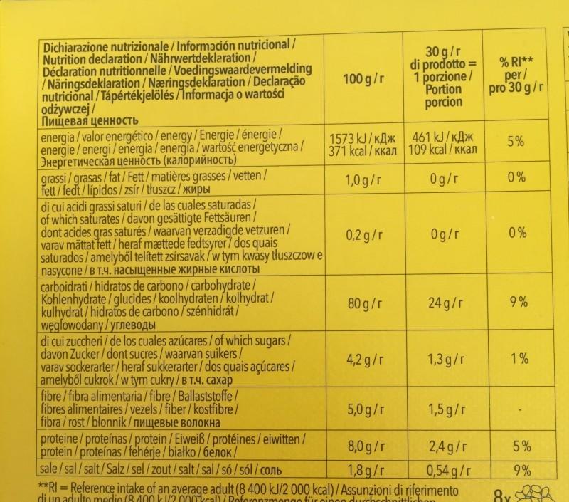 Кукурузные хлопья (Corn flakes) 250г б/глютен б/лактозы Schar