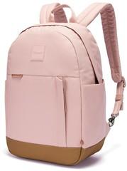 Рюкзак антивор Pacsafe GO 15, розовый, 15 л.