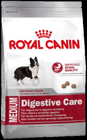 Для собак с чувствительной пищеварительной системой