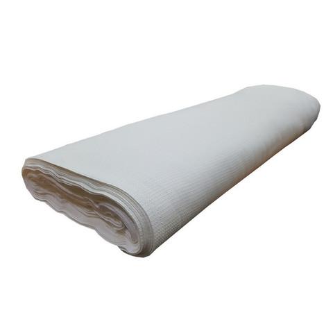 Полотно техническое вафельное отбеленное 80 см х 50 м 110 г/кв.м