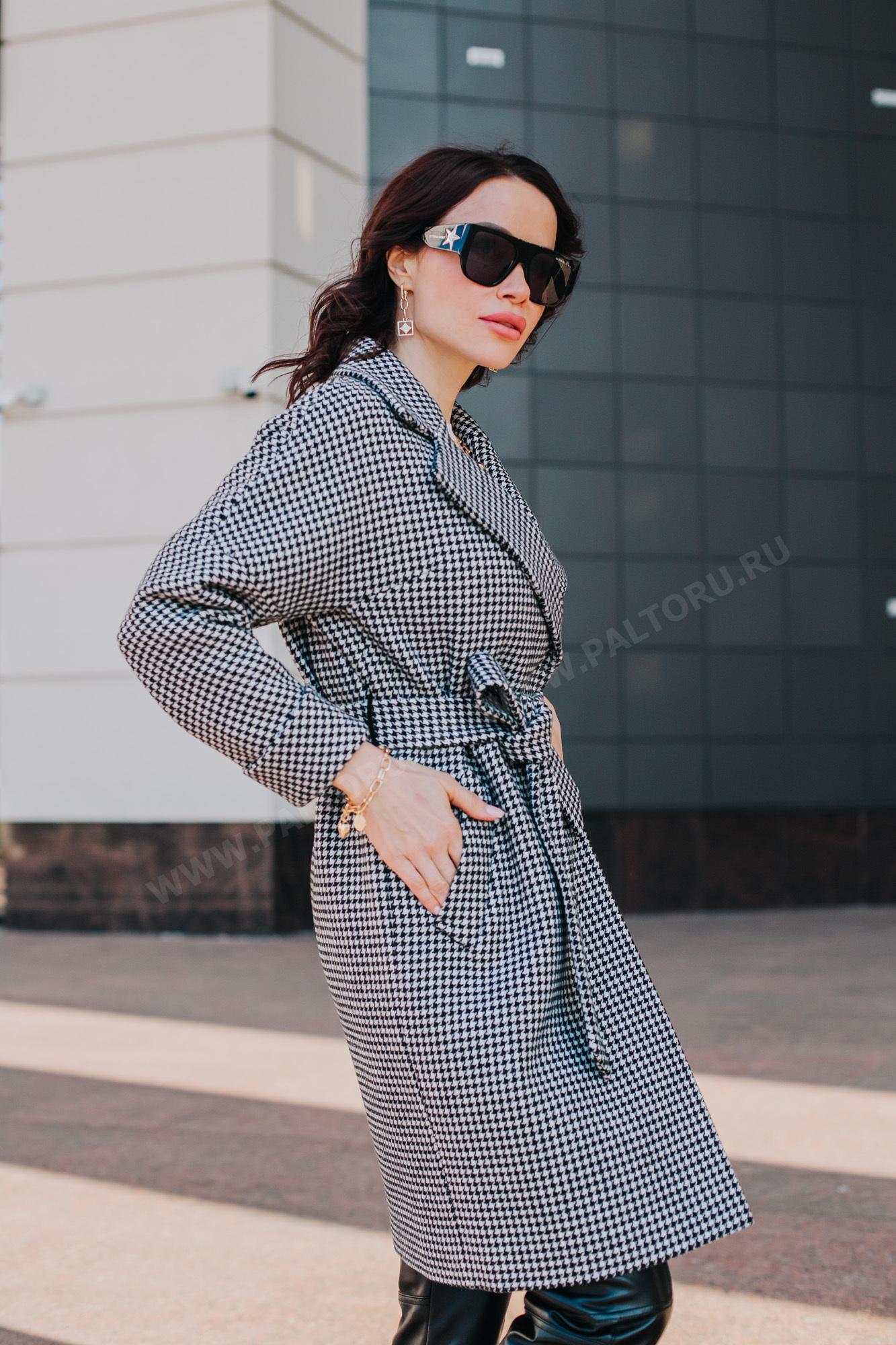 Пальто женское DogsTooth