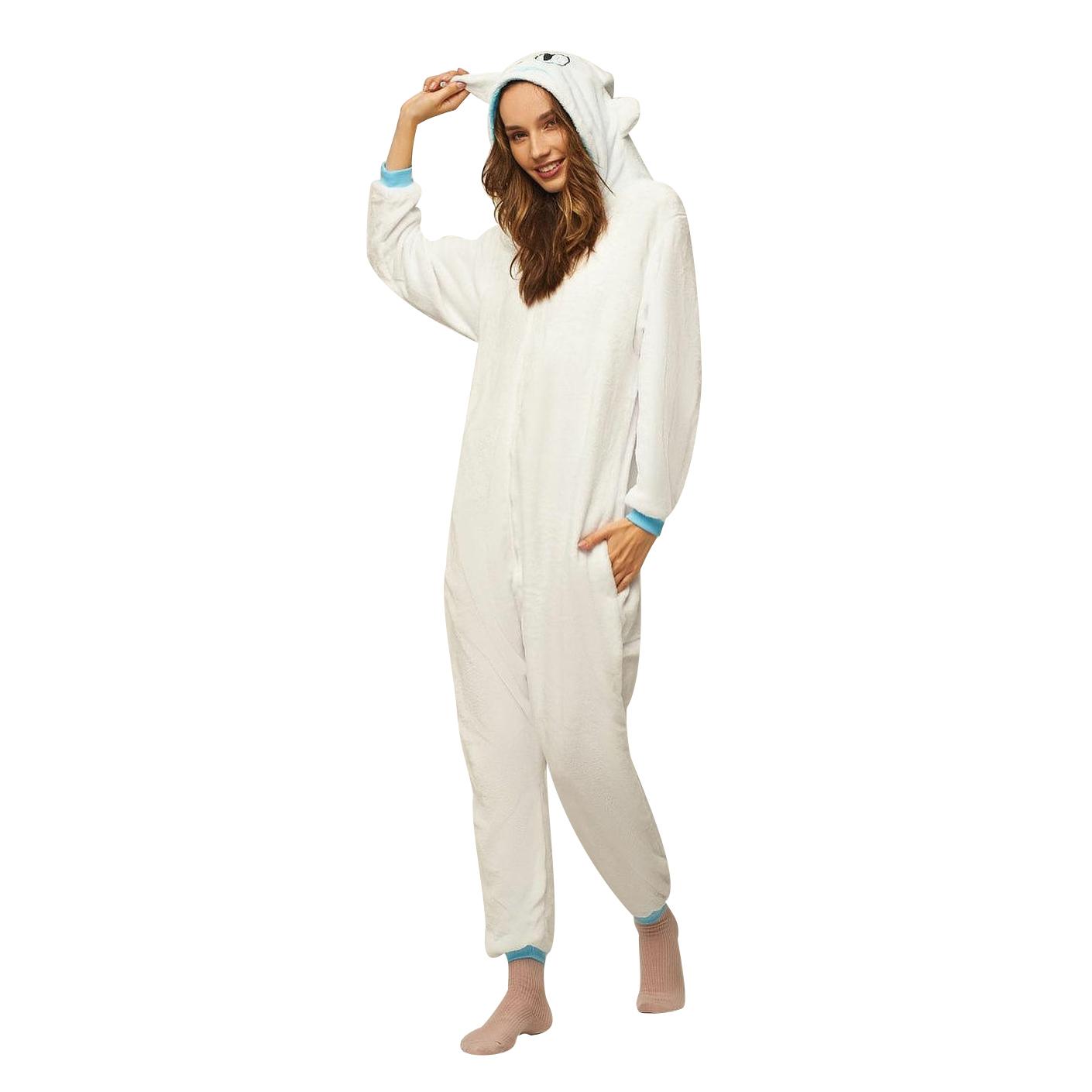 Пижамы для детей Белая фурия детский фурия.jpg