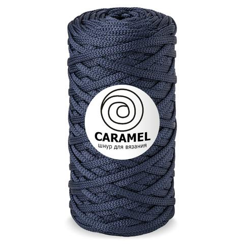 Полиэфирный шнур Caramel Тёмный баклажан