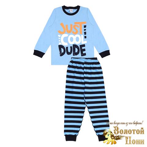 Пижама хлопок инт мальчику (7-11) 210908-BK1492M.5