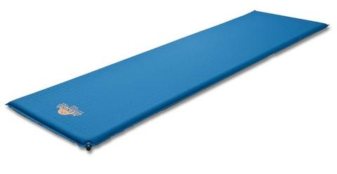 Коврик самонадувающийся Alexika Travel ensign blue