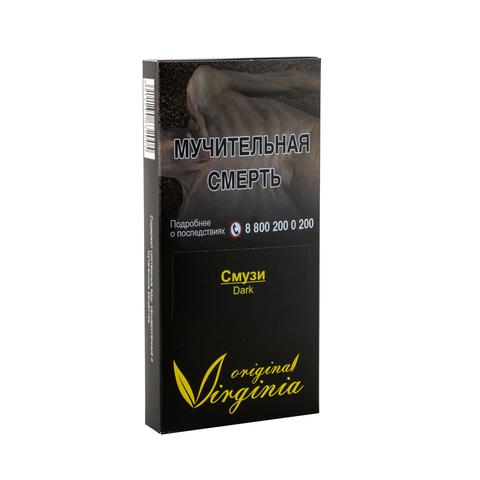 Табак Virginia Dark Смузи (Ягоды Цитрусы Гуава Личи) 50 г