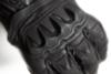 Мотоперчатки - ICON OVERLORD RESISTANCE (черные)