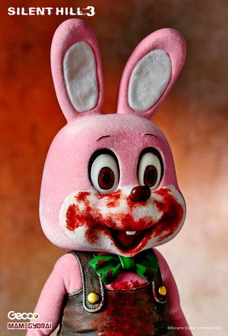 Silent Hill 3 - Robbie The Rabbit PVC Statue