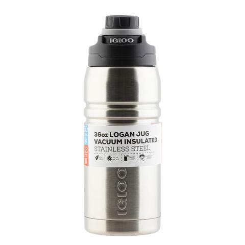 Термос Igloo Logan 36 (1 литр), стальной
