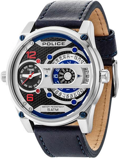 Часы мужские Police PL.14835JS/02 D-Jay