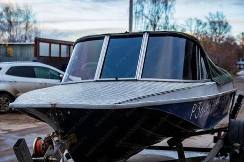 Ветровое стекло «Комфорт» для лодки «Казанка 5»