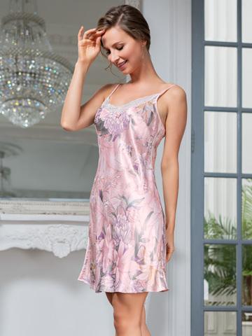 Сорочка женская шелковая MIA-AMORE  EDEM Эдем 5974