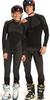 Рубашка Craft Warm мужская темно-серая