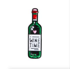 Пин «Бутылка вина»