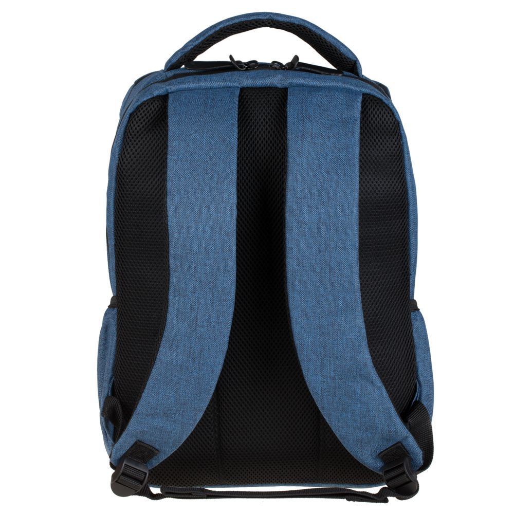Burst Laptop Backpack, blue