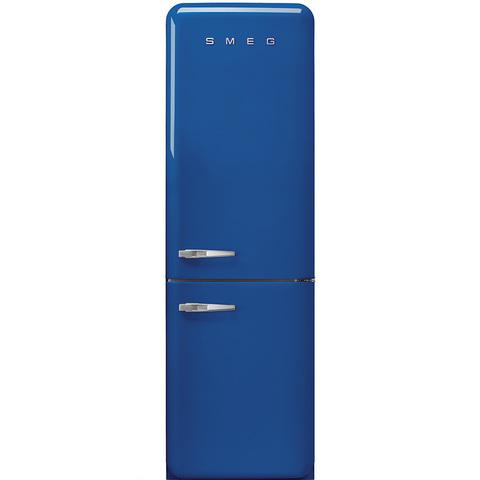 Холодильник с верхней морозильной камерой Smeg FAB32RBE5