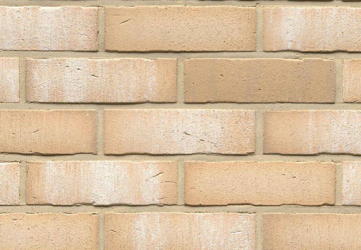 Feldhaus Klinker - R730NF14, Vascu Crema Bora, 240x14x71 - Клинкерная плитка для фасада и внутренней отделки