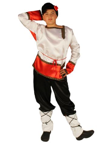 Русский народный костюм Иванушка 3