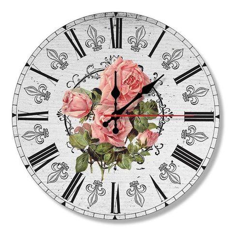 Настенные часы 3dDecor 018014