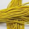 Резинка шляпная 3 мм (Желтый)
