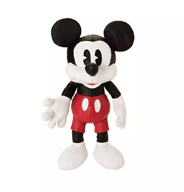Коллекционная мягкая игрушка Микки Маус 25 см Красная