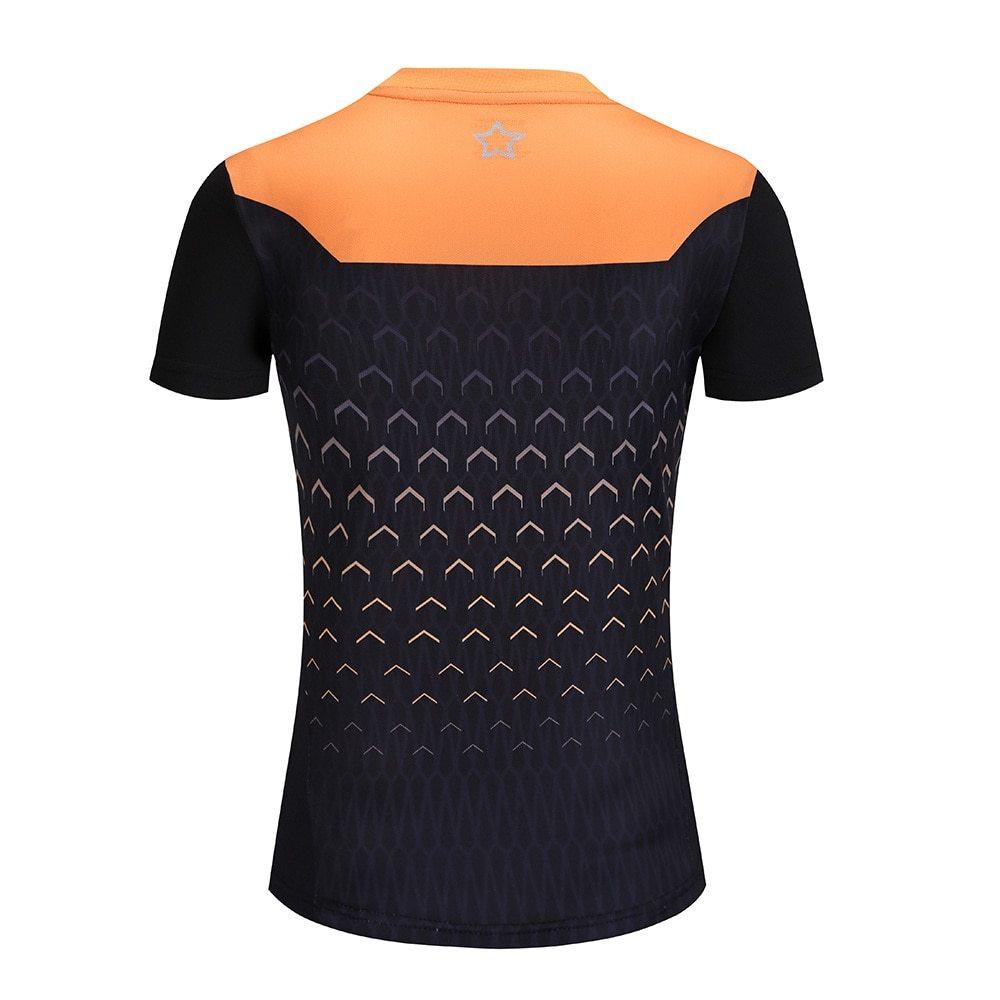 Теннисная футболка Dragon Black (Women)