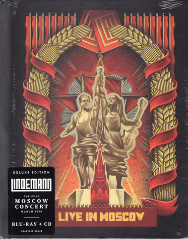 LINDEMANN: Live In Moscow (+CD)