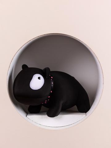 Подушка-игрушка «Черный Бим Белый Глаз»-2