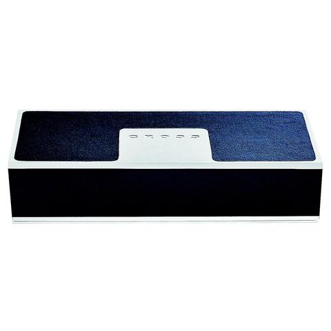 Cross Townsend - Quartz Blue Lacquer, перьевая ручка, F, BL