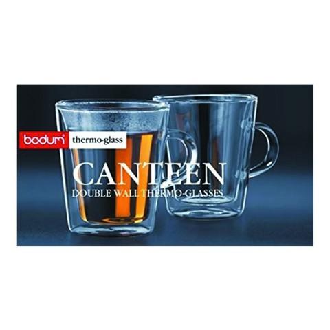 Набор кружек Bodum Canteen (2 шт. по 0,2 литра)